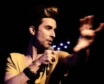 Russell Kane wows the crowd.
