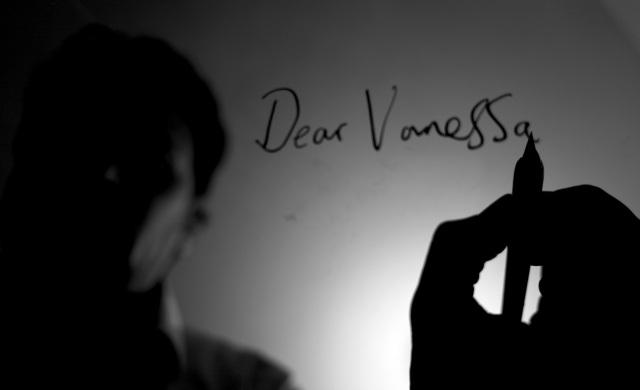 Letters To Vanessa - Dear Vanessa