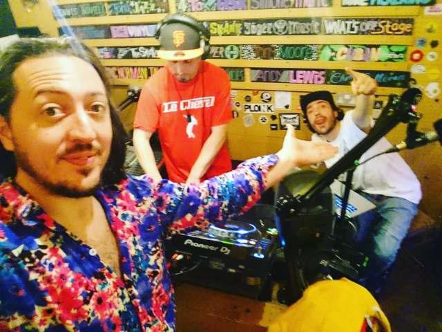 Andy Wooding Too Many T's Soho Radio